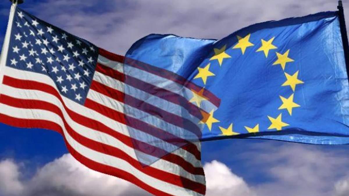 ЄС може помститися США за неузгодженість дій торговою війною