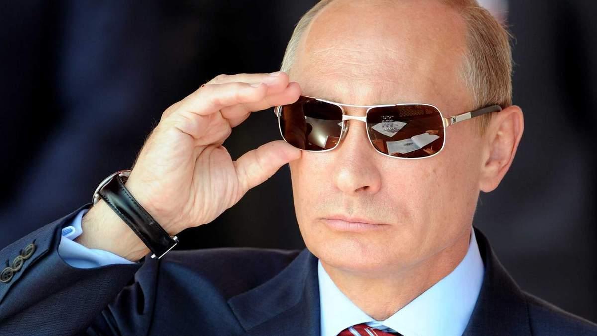 Несподівано: Путін – доктор наук