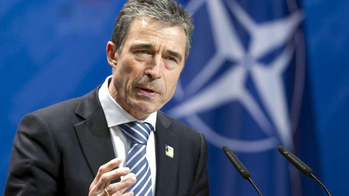 """""""Они – не троянский конь"""", – экс-генсек НАТО призвал ЕС поддержать новые санкции против РФ"""
