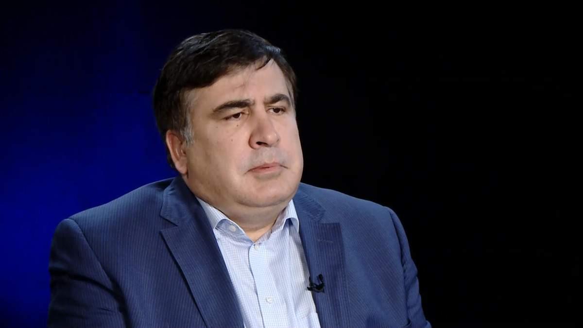 Прикордонники заявили, що не пропустять Саакашвілі в Україну
