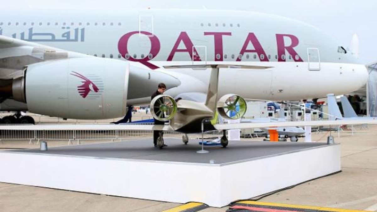 Qatar Airways устроила акционную распродажу билетов из Украины