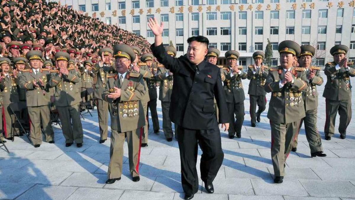 США обвинили Россию и Китай в ядерной боеспособности КНДР