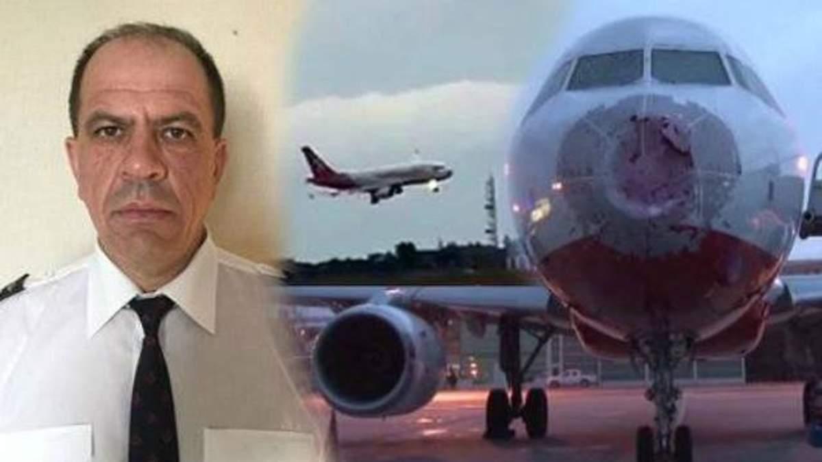 Заслужена відзнака: Порошенко нагородив пілота, який наосліп посадив літак у Стамбулі