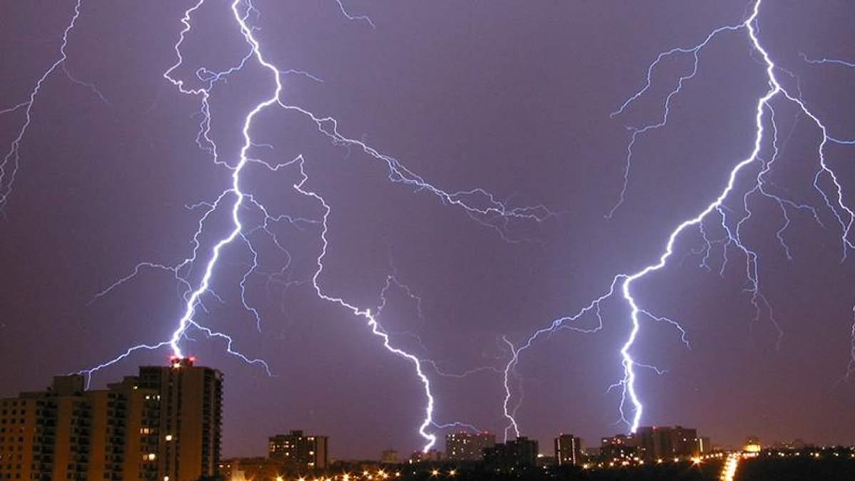 Ухудшение погоды: в 9 областях предупредили о сильных ливнях и шквальном ветре