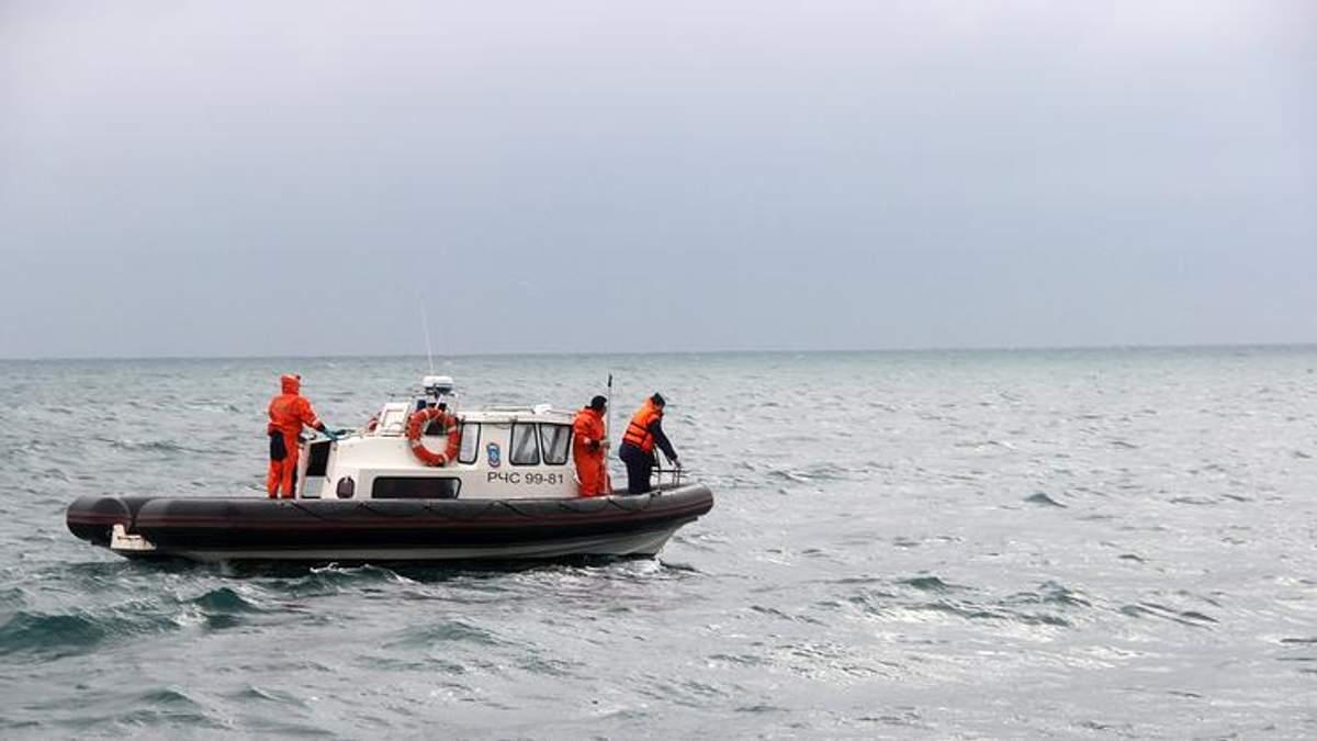 Авария сухогруза близ Крыма: последняя информация о спасенных и состоянии судна