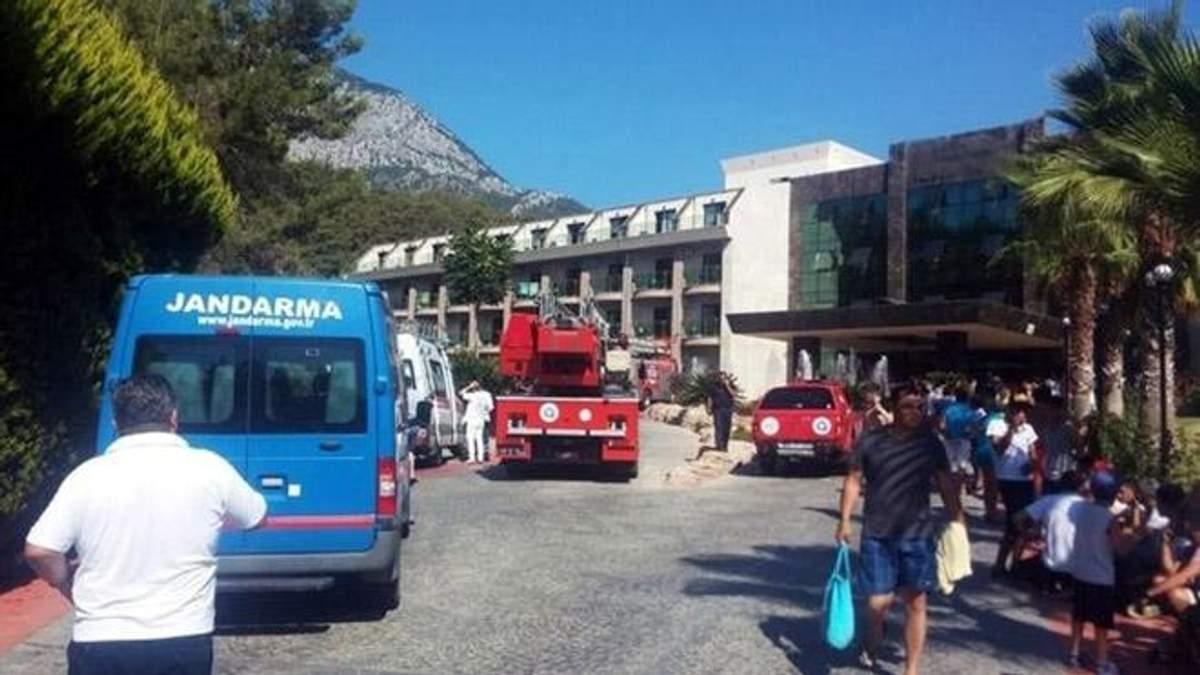 Пожар в Турции: в украинском МИД указали, есть ли среди пострадавших украинцы