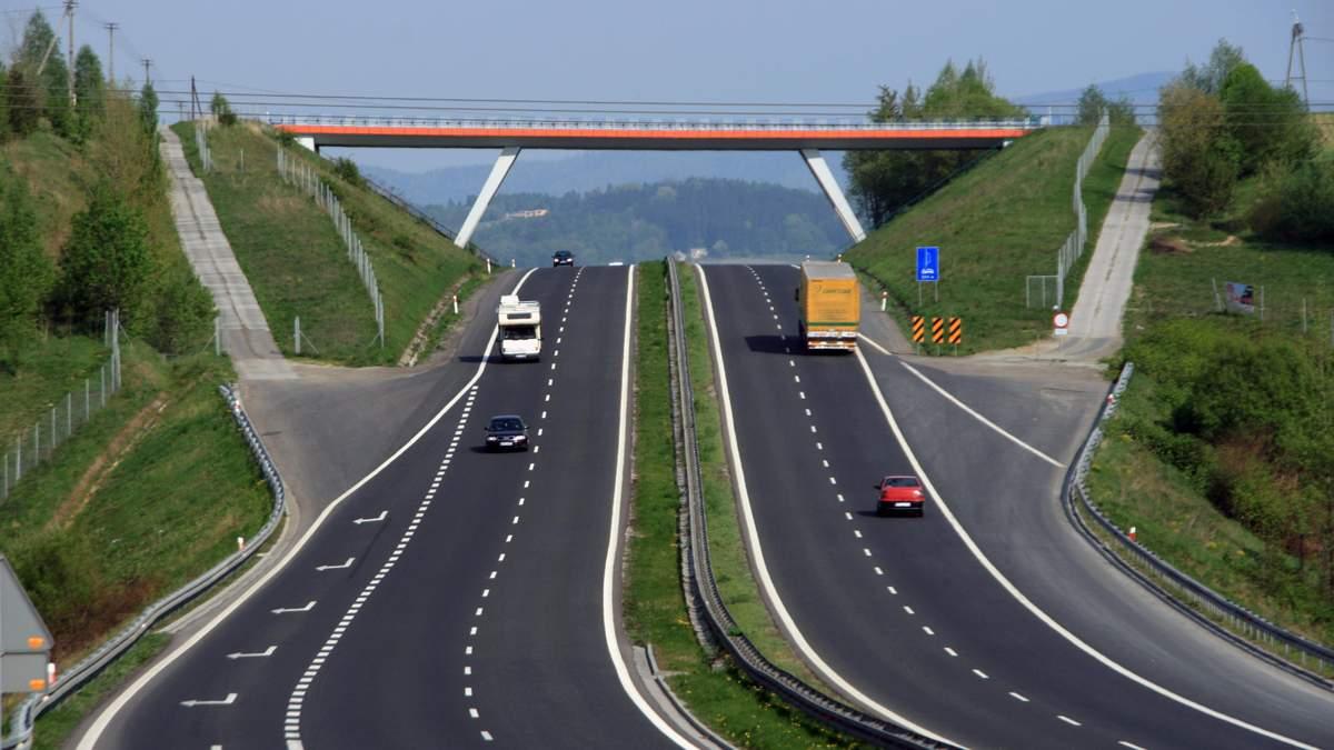 Гройсман анонсировал масштабный дорожный проект