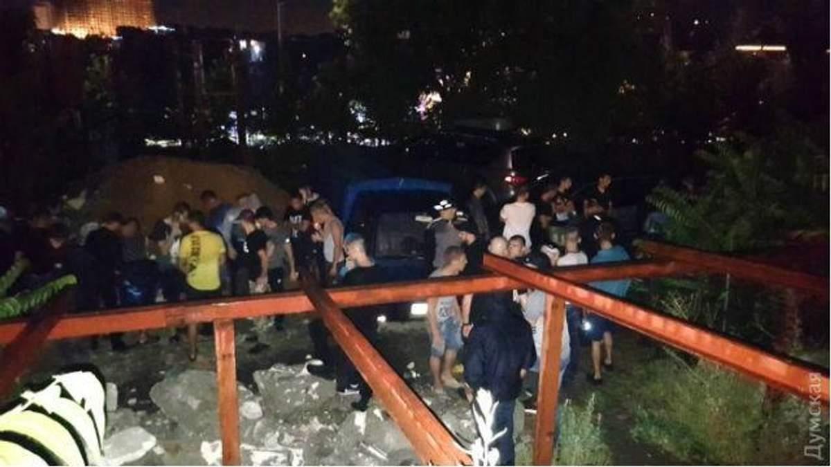 """Столько """"титушок"""" не было со времен Майдана, – в Одессе произошли массовые столкновения"""