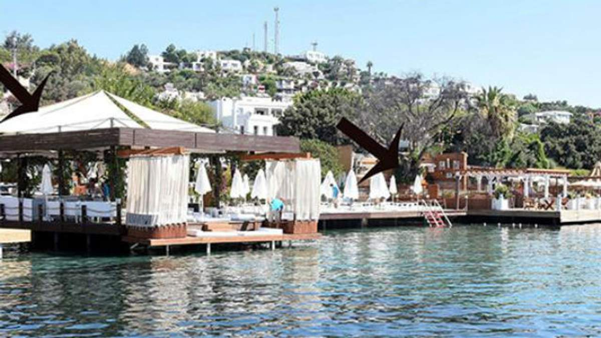 Стрілянина на курорті в Туреччині