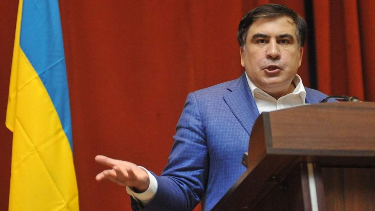 Ар'єв навів цікаву деталь щодо заяви Саакашвілі про фальшивий документ