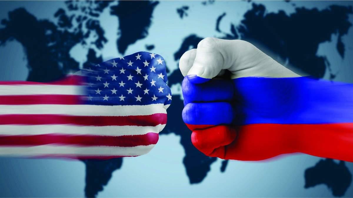 Дипломатичні війни Росії та США
