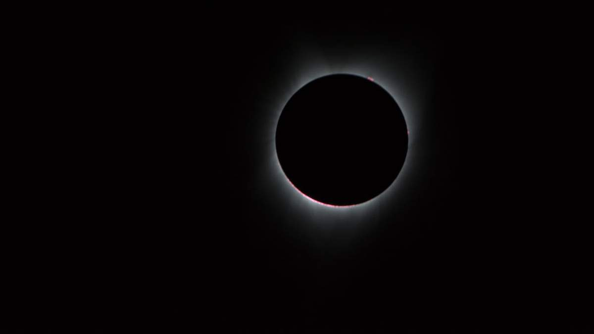 Сонячне затемнення 2017: найдовше затемнення в історії