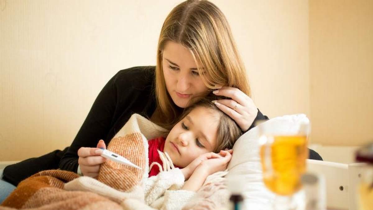 Медики предостерегли украинцев от трех штаммов гриппа
