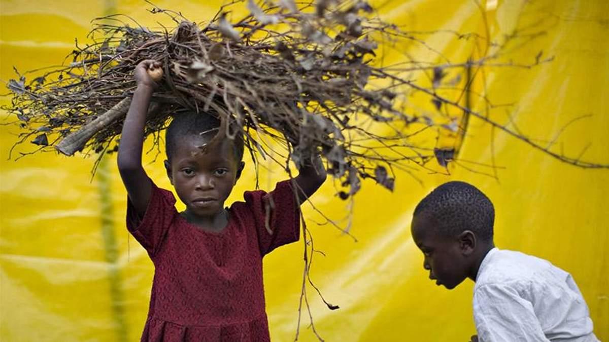 У Конго за три місяці було вбито 62 дитини: дані ООН