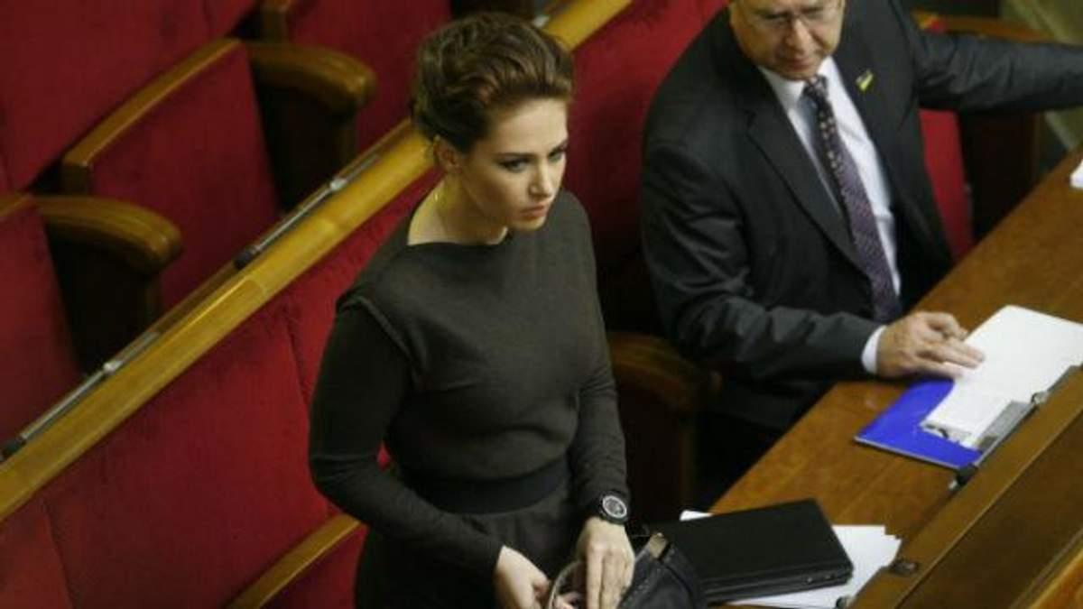 Погибла Ирина Бережная