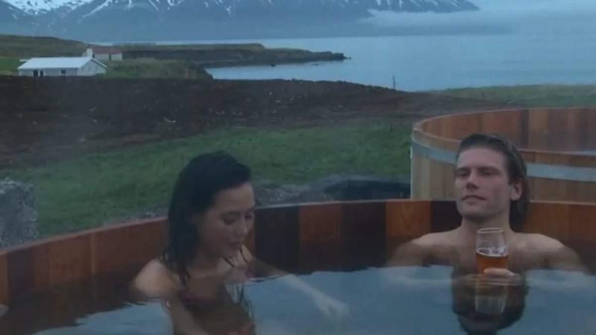 В Ісландії запровадили унікальні пивні СПА-процедури