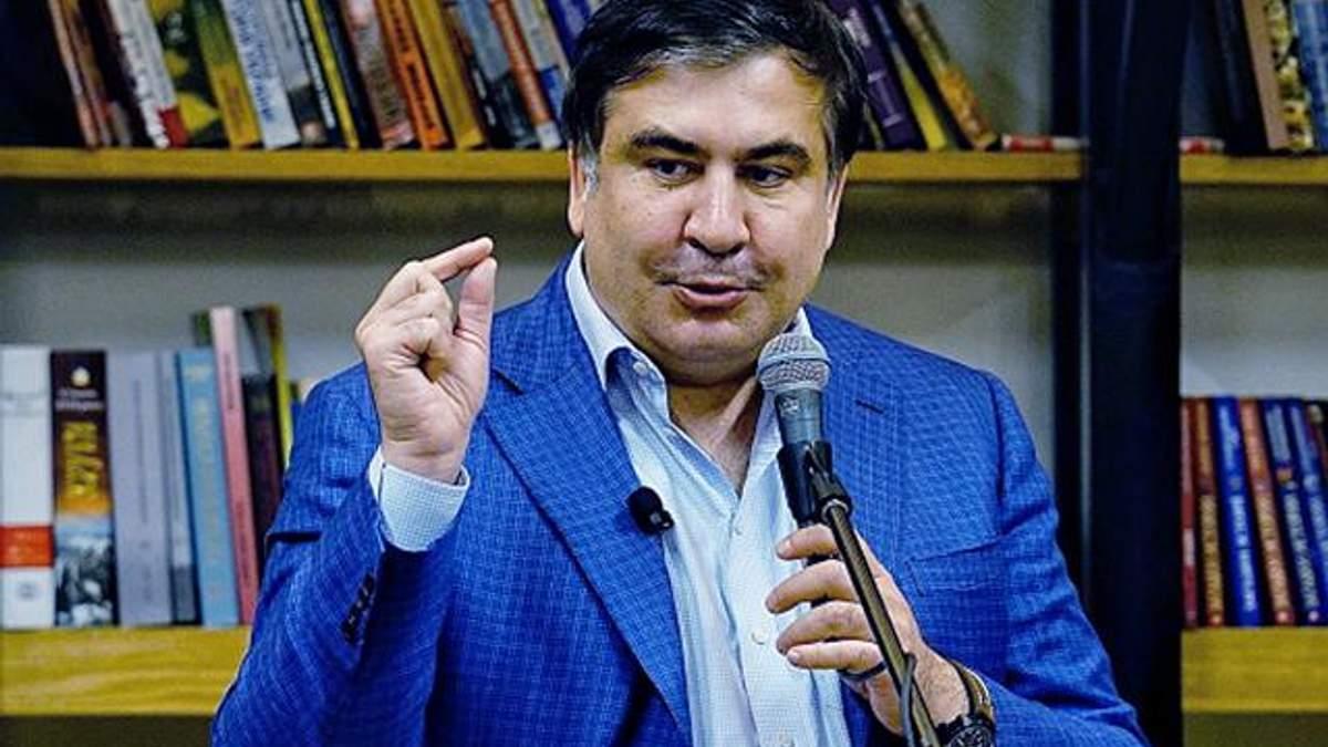 Интерпол не будет разыскивать Саакашвили: прокурор Грузии дала объяснение