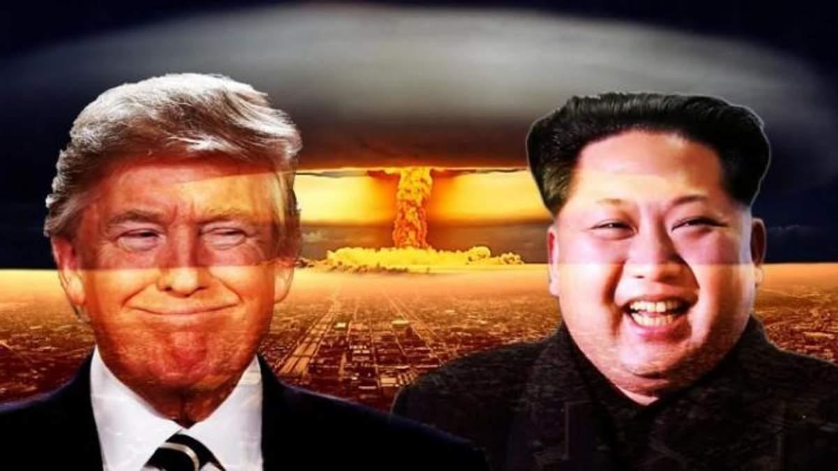 Агресивна риторика США та КНДР лякає: експерти оцінили можливість початку ядерної війни