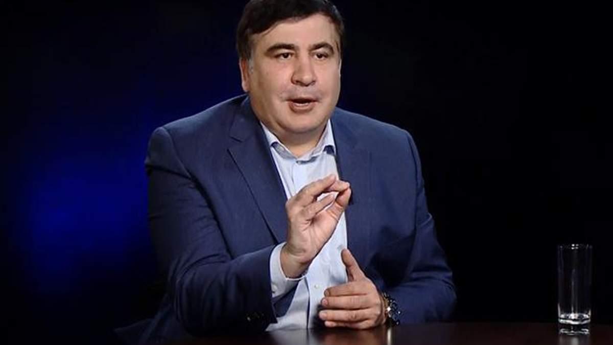 Саакашвілі готується повернутися в Україну: однопартійці планують зустріч