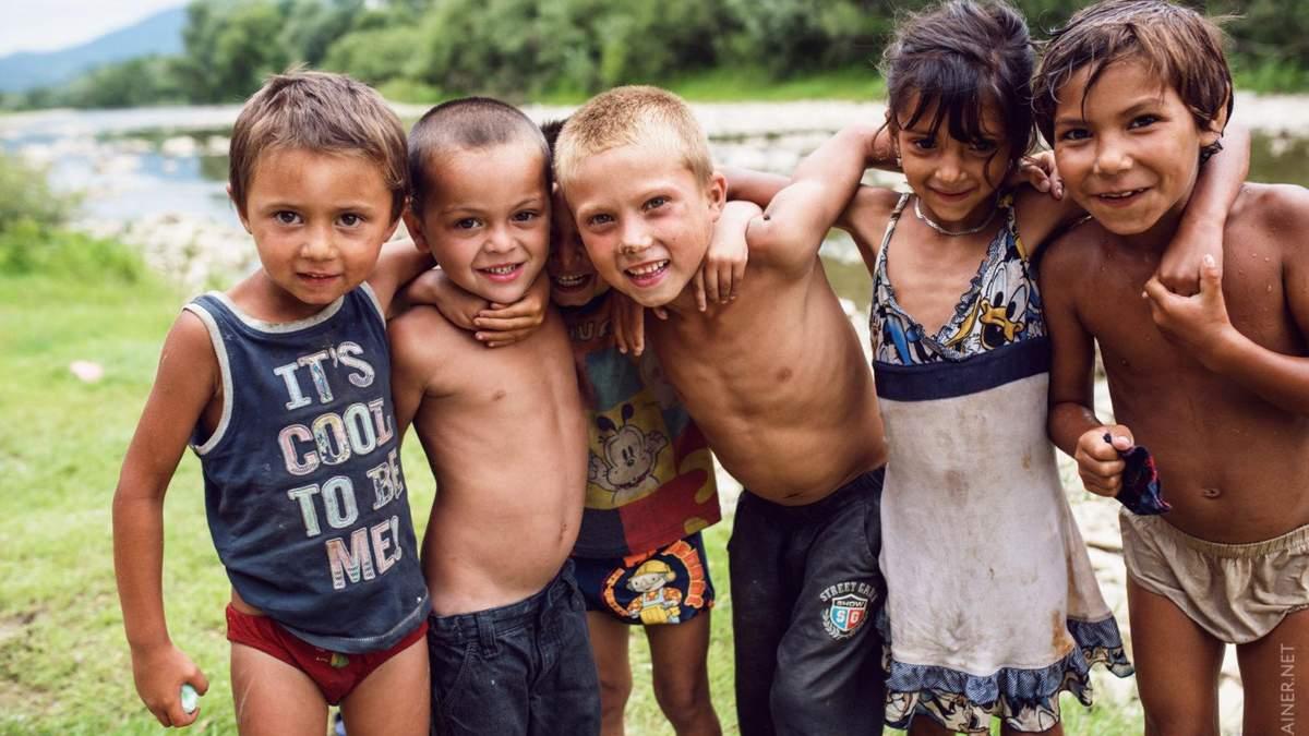 Діти ромів