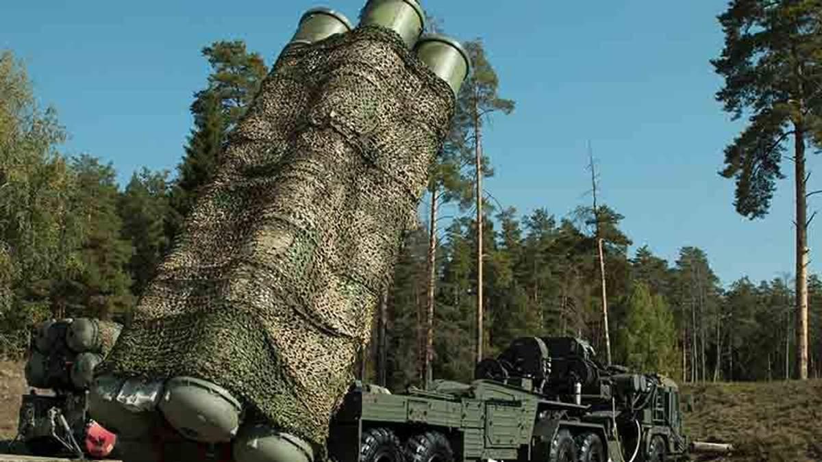 У Генштабі прокоментували розміщення російських комплексів ППО в Білорусі