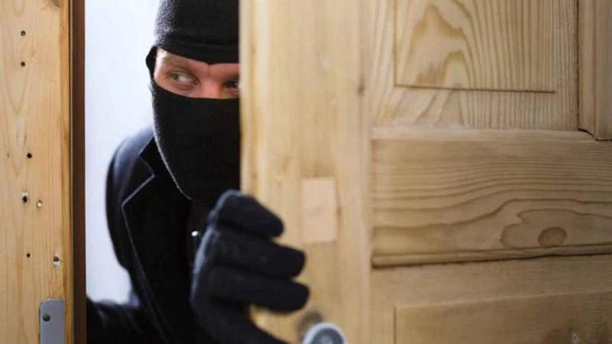Зухвале пограбування в Києві