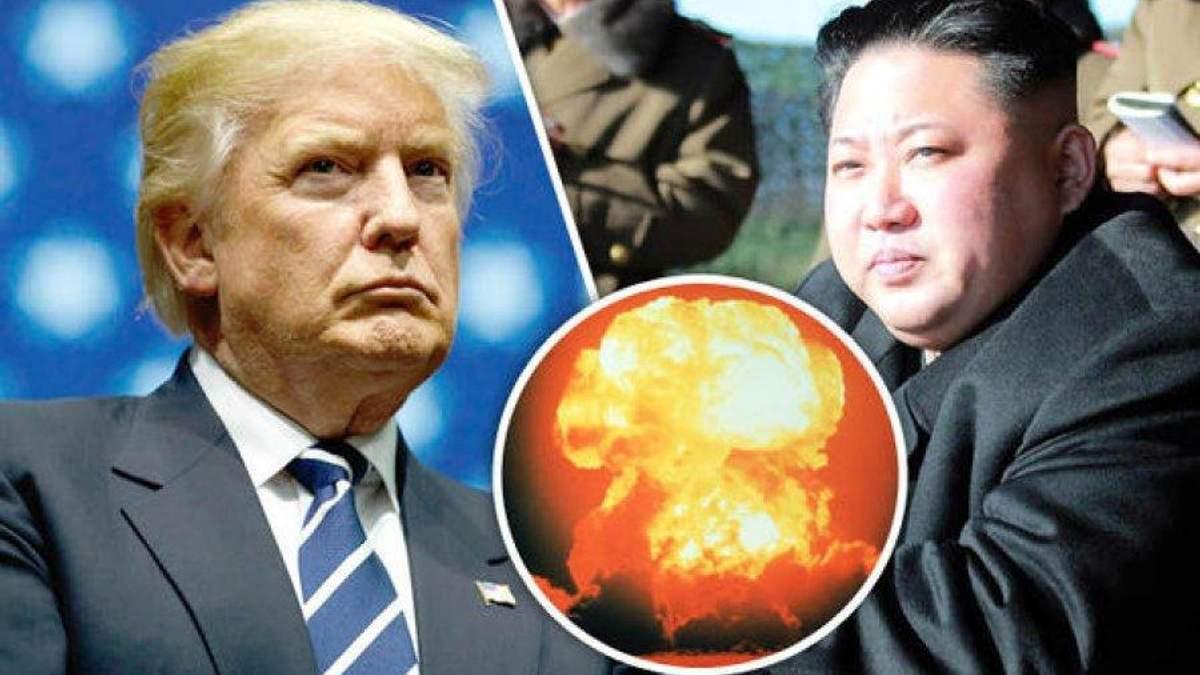 Що означає конфлікт США і КНДР та хто втягнув Україну в ракетний скандал