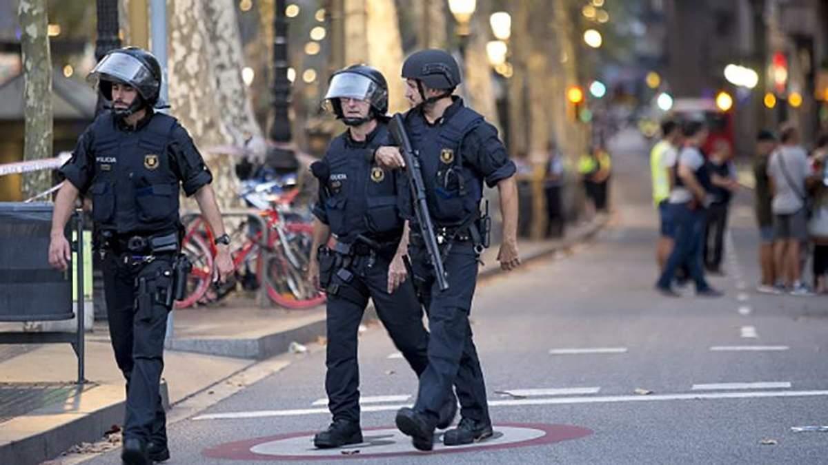 Поліція Барселони