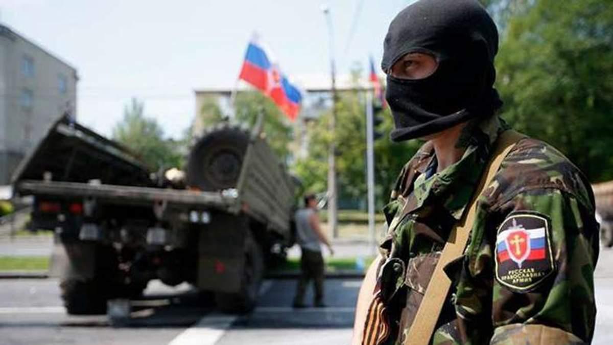На Донбасі затримали терориста, який зухвало обстрілював Мар'їнку
