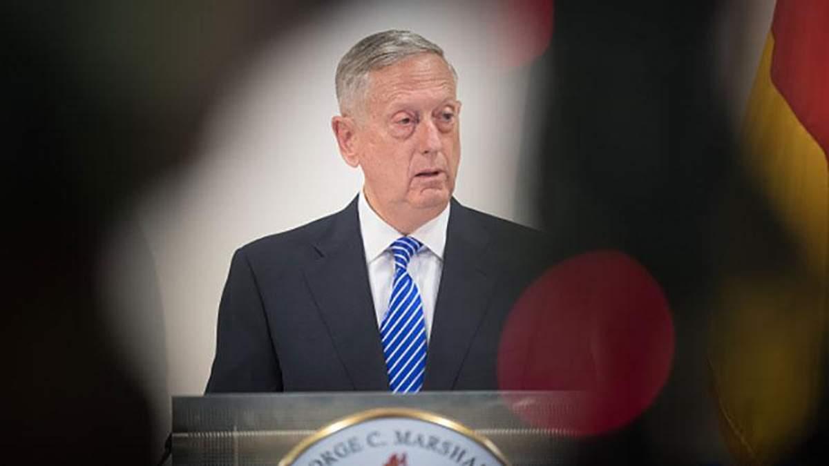 США підтримуватимуть Україну в боротьбі з російським агресором