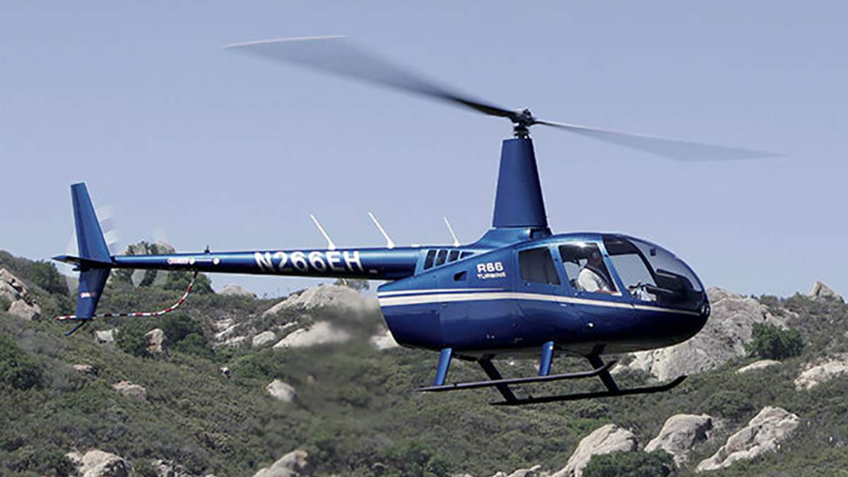 У Росії розбився гелікоптер внаслідок зіткнення зі скелею: є жертви