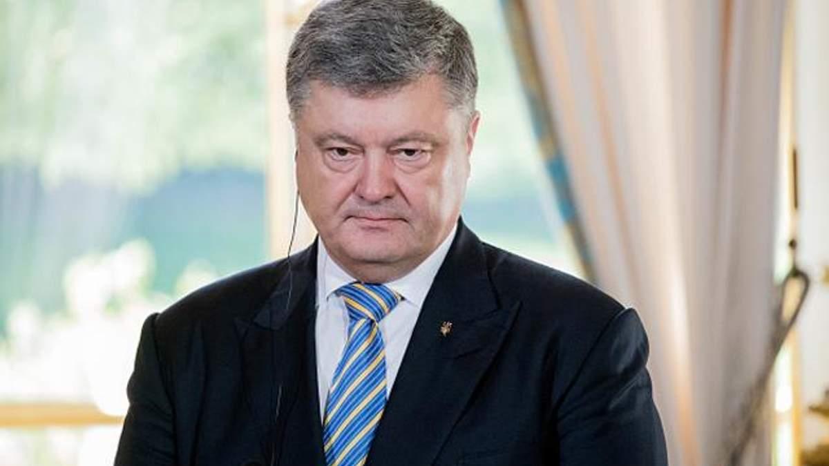 Порошенко хоче на Радбезі ООН довести непричетність України до поставок ракетних двигунів до КНДР