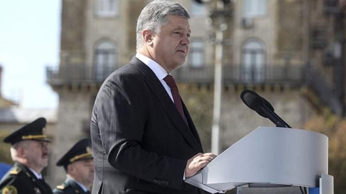 Порошенко нагородив орденами відомих світових політиків