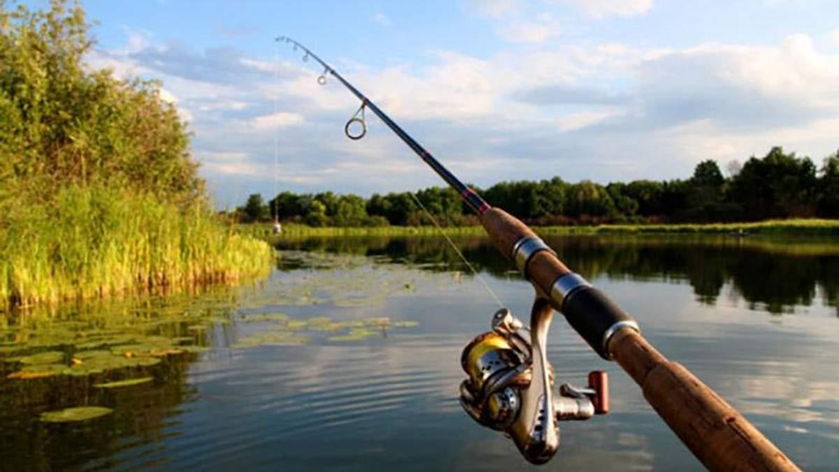 Люди с ограниченными возможностями провели рыболовные соревнования на Киевщине