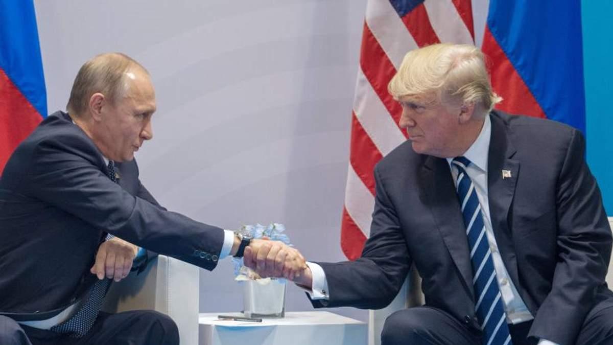 Дональд Трамп відмовився назвати Росію загрозою безпеці