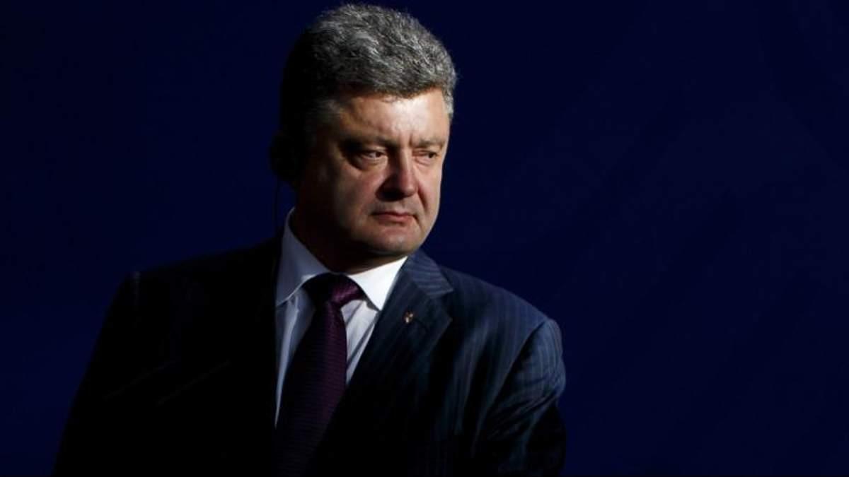 Порошенко не сказав, що робити прикордонникам, коли Саакашвілі вертатиметься в Україну