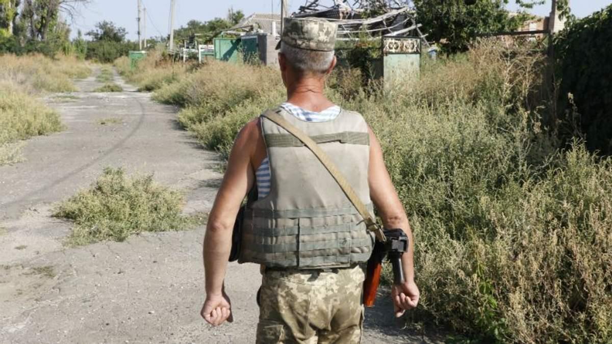 """Вперше за тиждень """"перемир'я"""" українські воїни були змушені стріляти по терористах"""