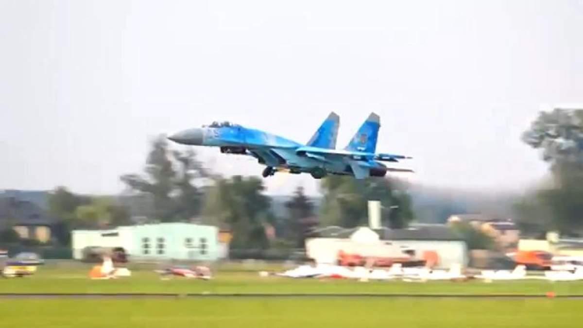 Українці демонструватимуть фігури вищого пілотажу на авіашоу у Чехії