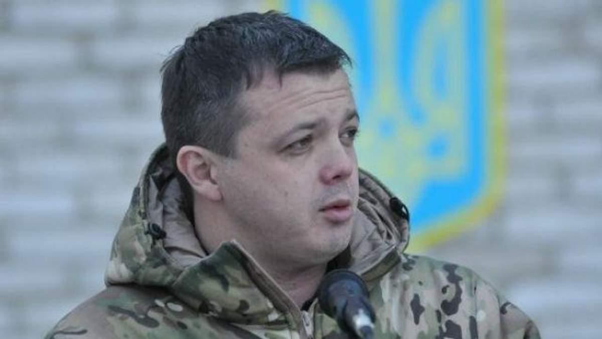 Семенченко сказав, чому насправді затримали брата Саакашвілі