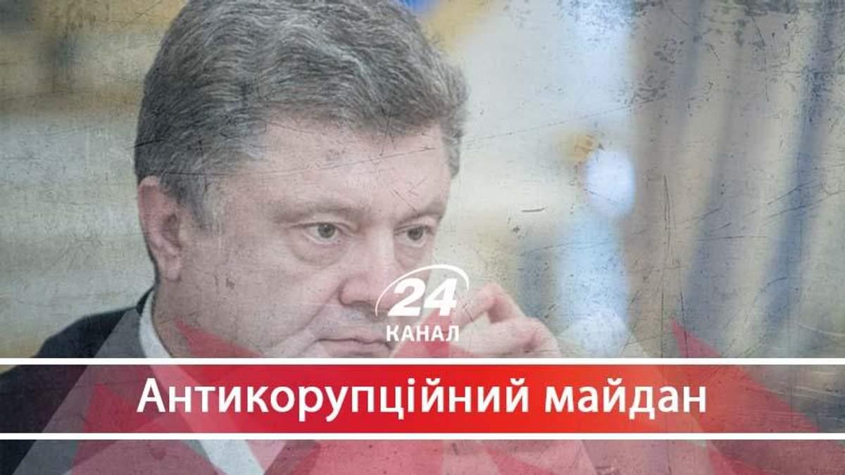 Історія НАЗК, історія зради, або як Порошенко бере під контроль усе, що шкодить його кар'єрі  - 2 вересня 2017 - Телеканал новин 24