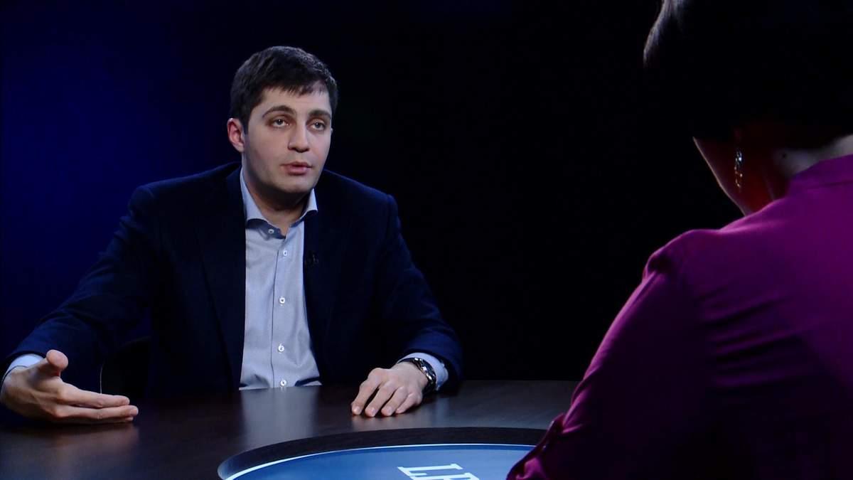 Затримання брата Саакашвілі: Сакварелідзе розповів, чи залишиться він в Україні
