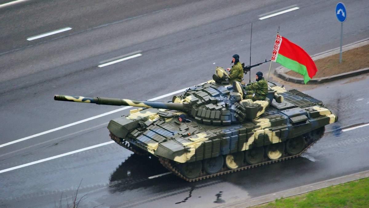 Військовий експерт вказав на тривожні зміни в Білорусі