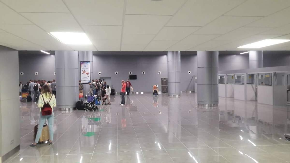 В аеропорті Одеси запрацював новий термінал