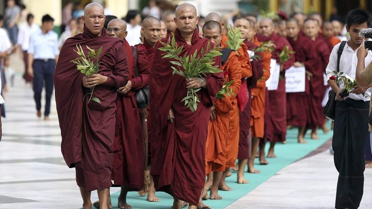В Мьянме буддисты устроили геноцид мусульманам