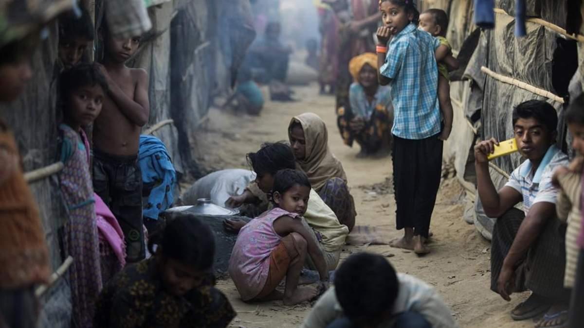 Конфлікт між буддистами та мусульманами у М'янмі