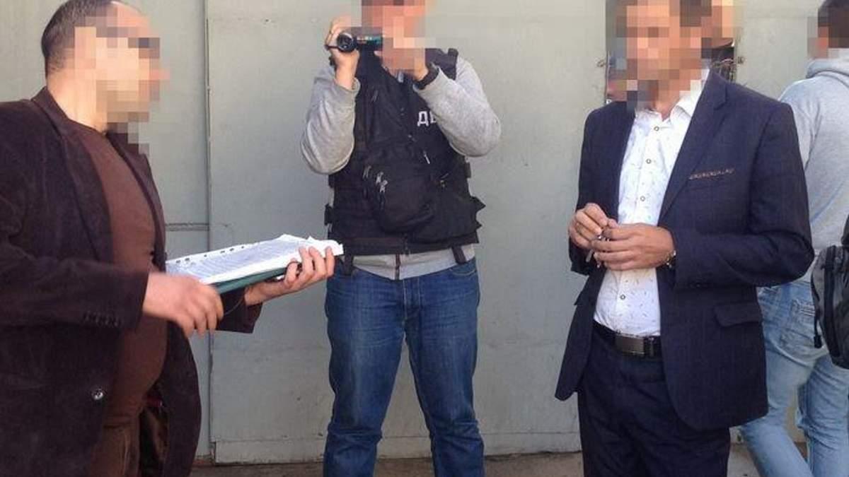 СБУ викрила на хабарництві впливового поліцейського