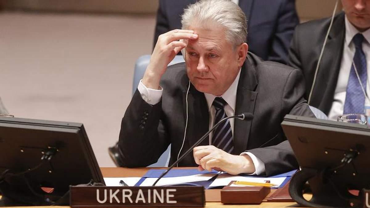 В поданому Росією проекті резолюції немає ніякої миротворчості, – Єльченко