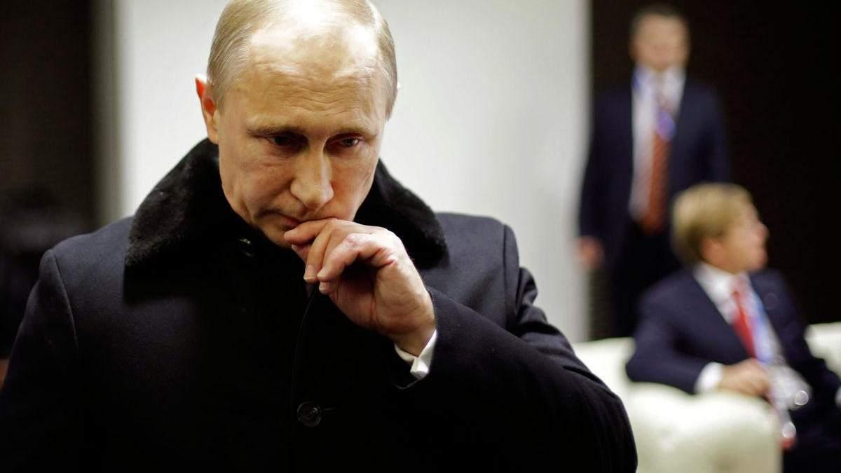 Почему Путин так серьезно занервничал
