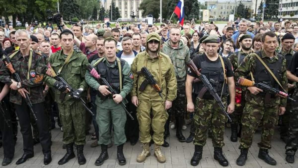 """Бойовики """"ЛДНР"""" проведуть військові навчання одночасно з Росією та Білоруссю, – Тимчук"""