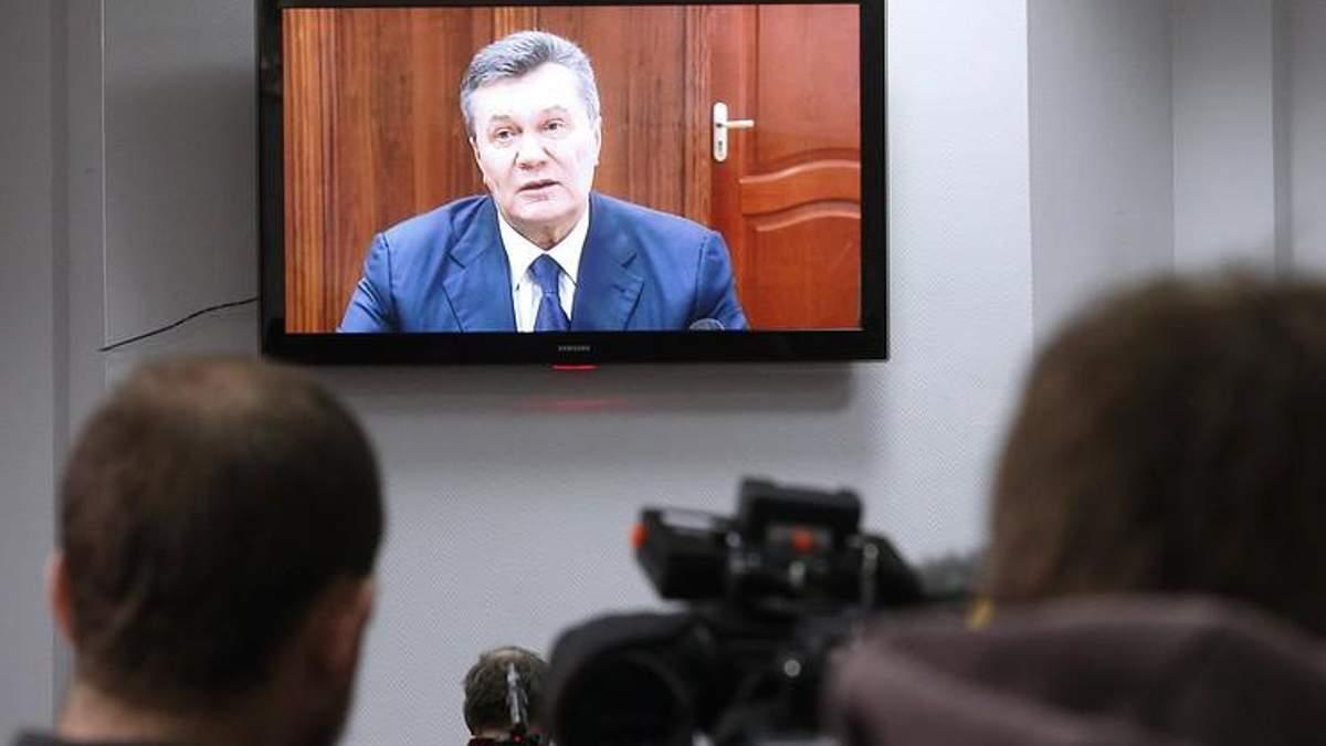 Суд сьогодні продовжить розгляд справи щодо держзради Януковича